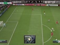 PAOK y Midtjylland jugaron al FIFA. DUGOUT