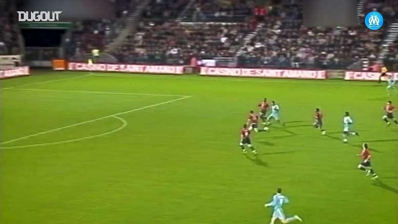 I migliori cinque goal del Marsiglia. Dugout