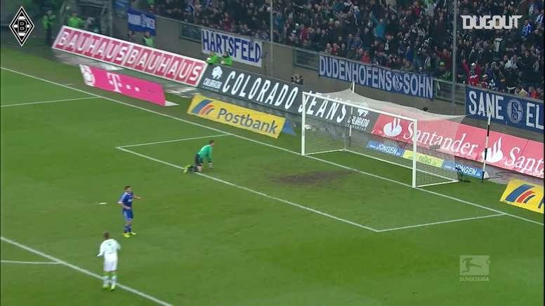 VIDÉO: Le superbe but de Raffael contre Schalke. Dugout