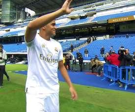 Il Real Madrid del futuro. Dugout
