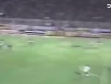La prima Libertadores dell'Atlético Nacional. Dugout