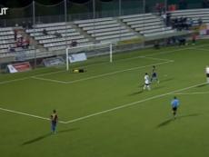 Iniesta, Rakitic, Villa y los golazos en los estrenos 'culés' en Copa. DUGOUT