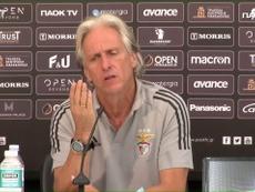 Jorge Jesus assume responsabilidade por eliminação do Benfica. DUGOUT