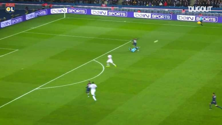 Lopes best saves at Lyon. DUGOUT