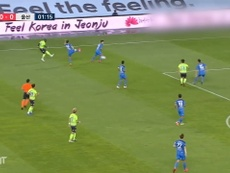 A big win for Jeonbuk. DUGOUT