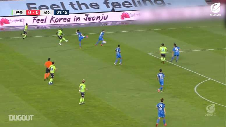 A big win for Jeonbuk. DUGOUT
