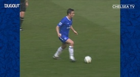 Lampard in his time as a player at Chelsea. DUGOUT