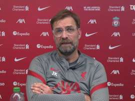 Klopp delighted to welcome fans back to Anfield. DUGOUT