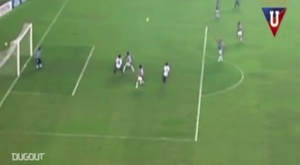 Thiago Neves' hat-trick for Fluminense counted for nothing. DUGOUT