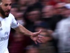 Tutti i gol di Benzema in Champions. Dugout