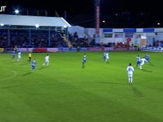 Karim Benzema scored twice as Real Madrid beat Alcoyano 1-4. DUGOUT