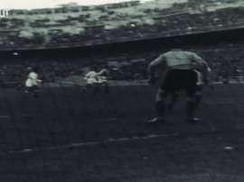 Melhores momentos de Alfredo Di Stéfano pelo Real Madrid. DUGOUT