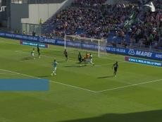VIDEO: Romelu Lukaku's top 5 Serie A goals. DUGOUT