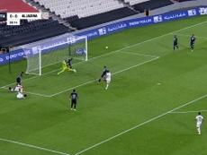 Al Jazira beat Hatta 2-0 in an Arabian Gulf League match. DUGOUT