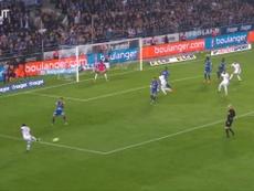 Tous les buts de Payet contre Strasbourg avec l'OM. dugout
