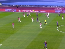 El Athletic ganó de forma heroica al Barça. DUGOUT
