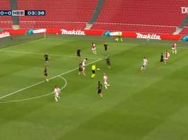 Dusan Tadic got a brace as Ajax beat Heerenveen 5-1. DUGOUT