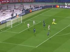 Primeiro gol de Giovani Lo Celso pelo Tottenham. DUGOUT