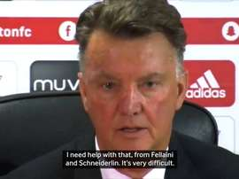 Louis van Gaal's best press conference moments. DUGOUT