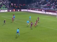 VIDÉO: La passe décisive de Sakaï contre Metz en 2017. Dugout