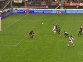Le migliori reti di Suarez con l'Ajax. Dugout