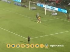 Gignac scored a lovely goal v Pumas back in 2016. DUGOUT
