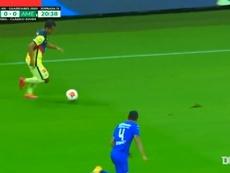 Club América drew. DUGOUT