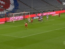 Lewandowski scored four goals. DUGOUT