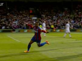 Puncheon scored for Palace. DUGOUT