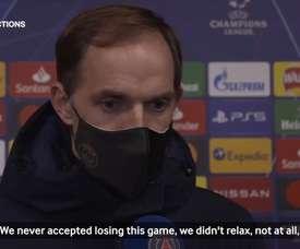 PSG won at Old Trafford. DUGOUT