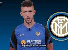 Perisic volvió al Inter tras jugar cedido en el Bayern. DUGOUT