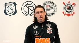 Cássio pode chega a 474 jogos com o Corinthians e igualar Rivellino. DUGOUT