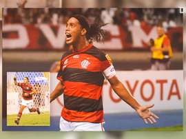 Ronaldinho's best Flamengo moments. DUGOUT