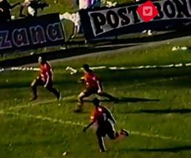 Un gol histórico para DIM. DUGOUT
