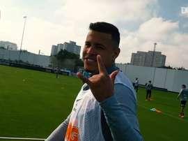 Corinthians segue preparação para retorno do futebol. DUGOUT