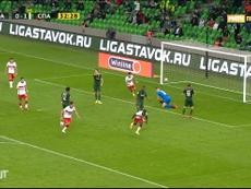 Best goals of week 12 in the Russian Premier League. DUGOUT