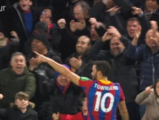 Andros Townsend has scored some fabulous goals for Crystal Palace. DUGOUT