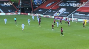 Bournemouth and Derby drew 1-1 in the Championship. DUGOUT