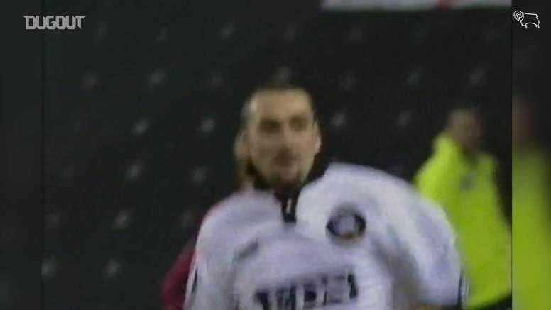 Francesco Baiano's best Derby goals. DUGOUT