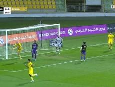 Al-Ain came from behind at 10 man Al Wasl. DUGOUT