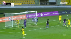 Al-Ain came from behind at 10 man Al Wasl. DUGOUT