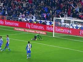 Le superbe but de Cristiano Ronaldo contre l'Espanyol. DUGOUT