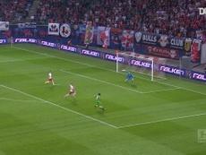 Borussia Monchengladbach's top five goals vs RB Leipzig. DUGOUT