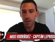 VÍDEO: Maxi Rodríguez alucina con su estado de forma. DUGOUT
