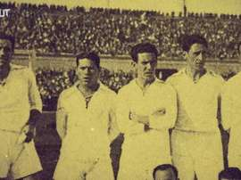 Madrid won the Copa del Rey in 1934. DUGOUT