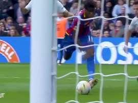 Les meilleurs buts de Crystal Palace contre Chelsea. DUGOUT