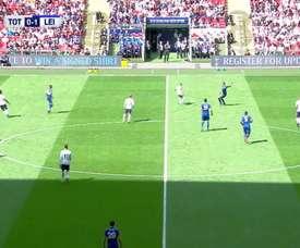 Virada incrível do Tottenham sobre o Leicester em jogo de nove gols. DUGOUT