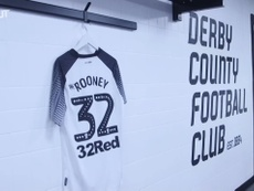Wayne Rooney: From player to manager at Derby County. DUGOUT