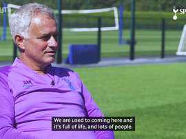 VIDEO: Jose Mourinho discusses his life during lockdown. DUGOUT