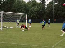 Arthur Cabral marcou um golaço pelo Basel. DUGOUT